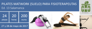Curso Pilates Matwork
