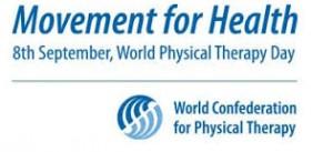 8 Sept dia Mundial de la Fisioterapia