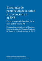 Estrategias de promoción de la Salud y prevención en el SNS