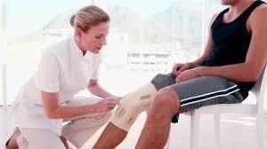 La fisioterapia es realizada por