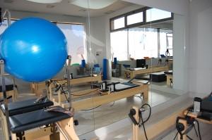 Sala máquina pilates