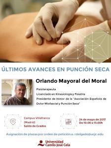 Máster Class Orlando Mayoral