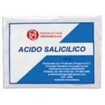 Medicamento: acido salicilico
