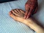 Puntos de palpación del pulso