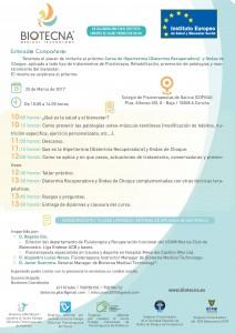 Curso de hipertemia  (diatermia recuperadora) y ondas de choque