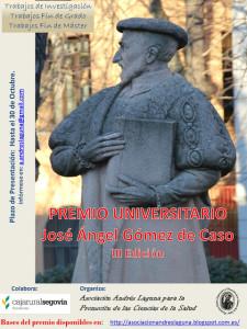 Premio Universitario Jose Ángel Gomez de Caso